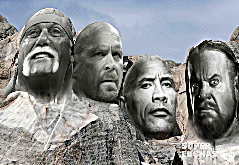 Monte Rushmore WWE