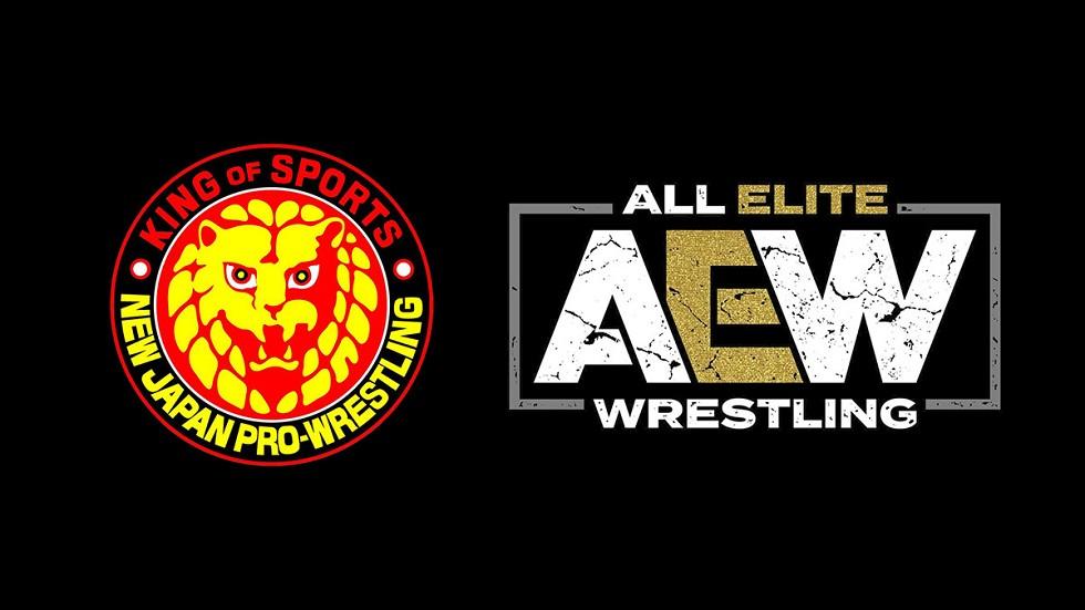 NJPW y AEW