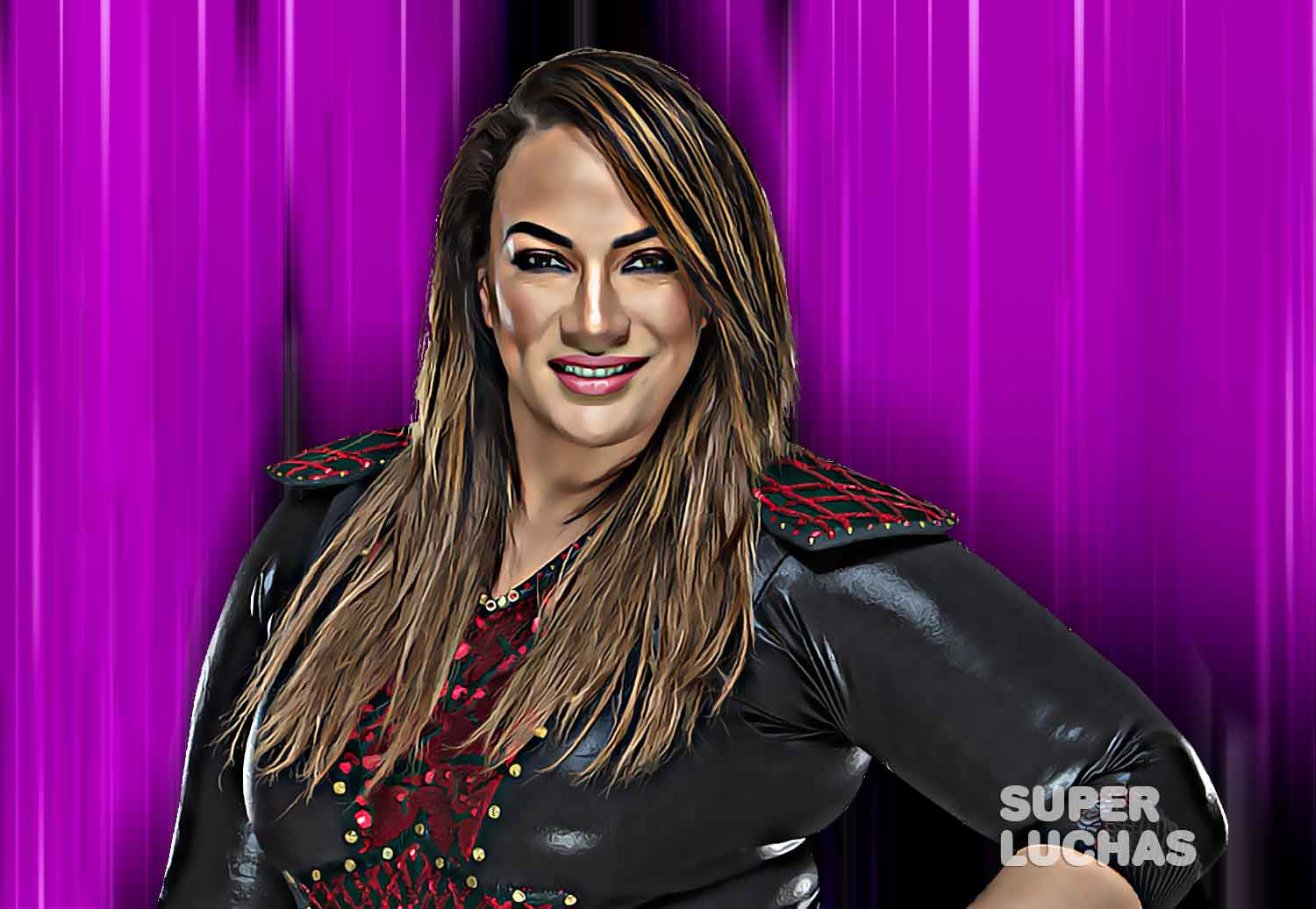 Nia Jax Appears To Speak Out Against Potential COVID-19