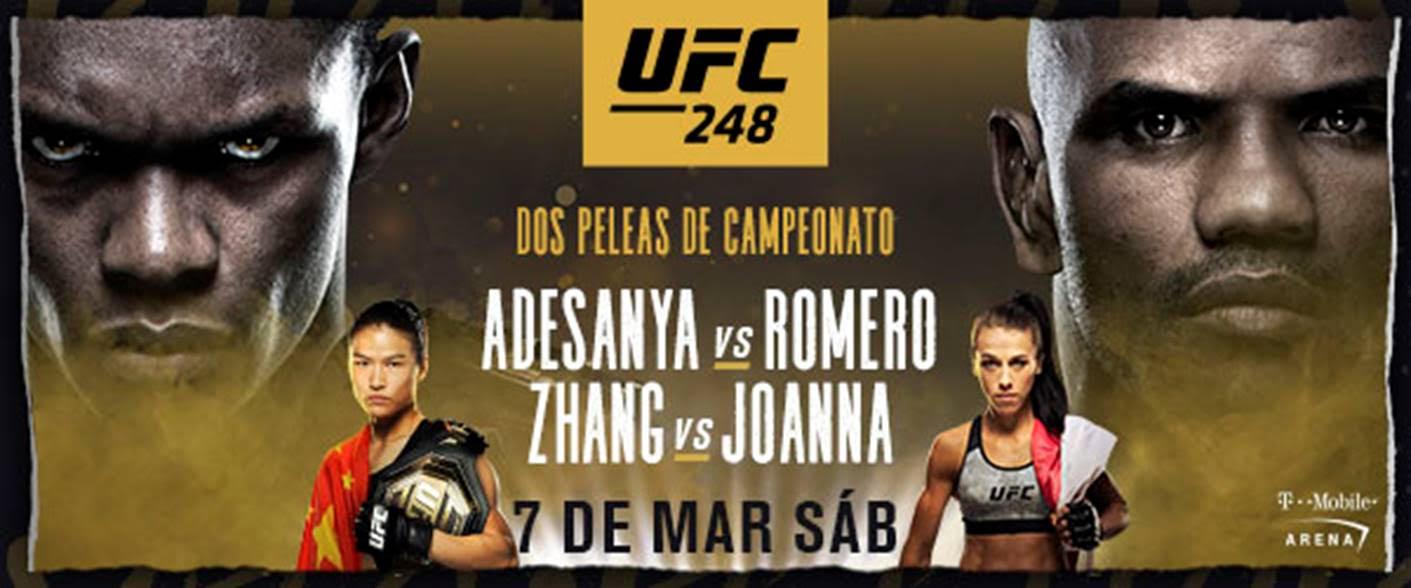 Resultados UFC 248: Weili Zhang vs. Joanna Jedrzejczyk eclipsa la pelea estelar 2