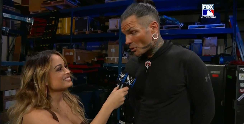 Preocupación en las Superestrellas de WWE
