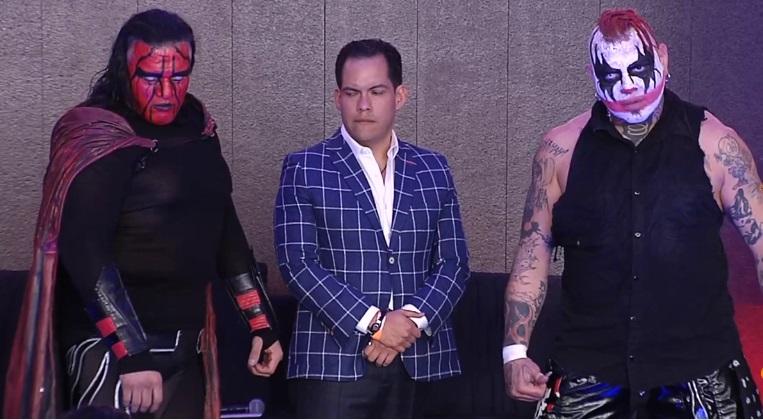 """AAA: Conferencia de Prensa """"Triplemanía XXVIII"""" Definidas las primeras luchas 3"""