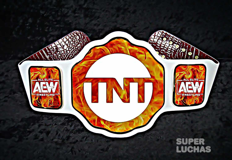TNT AEW campeonato