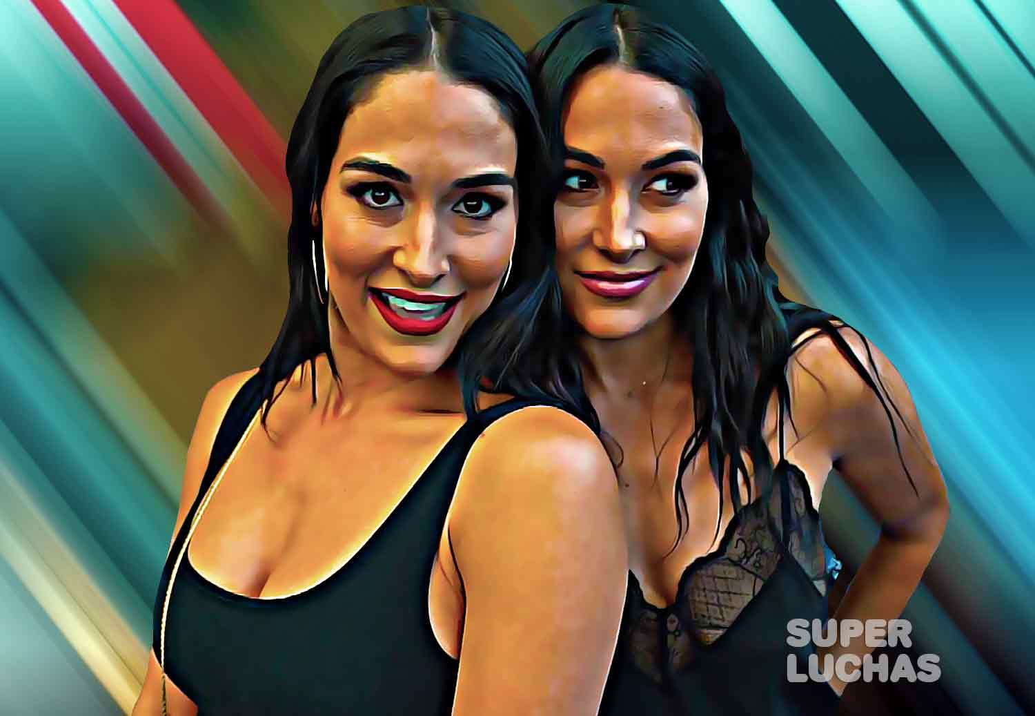 The Bella Twins Comment On The Terrorist Attacks In Paris