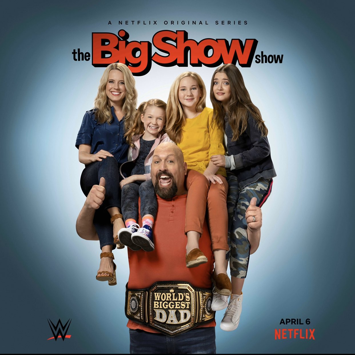 The Big Show Show / Netflix — WWE