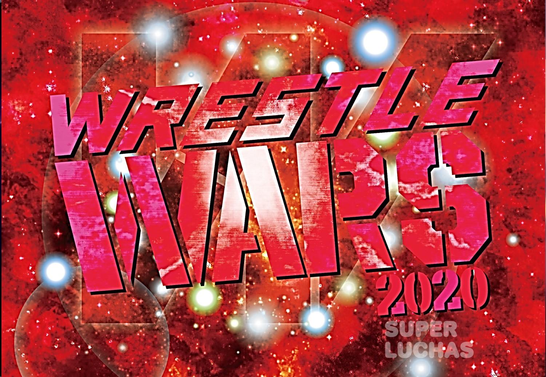 """W-1: Cartel """"Wrestle Wars 2020"""" La última función de la empresa 5"""