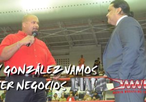 "Savio Vega: ""Ray Gonzalez vamos a hacer NEGOCIOS"" 5"