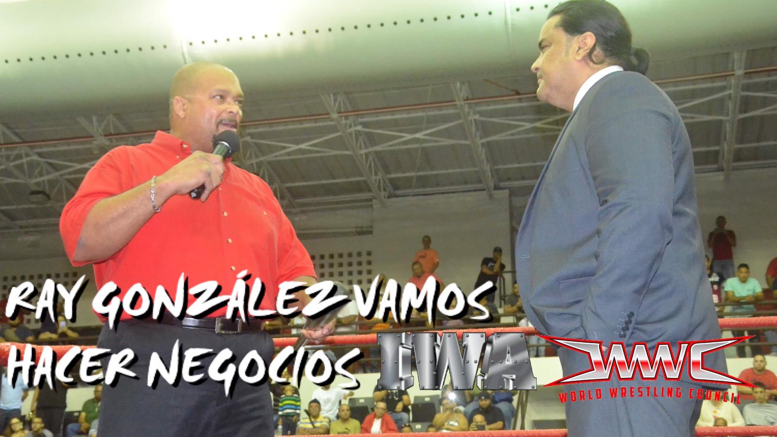 "Savio Vega: ""Ray Gonzalez vamos a hacer NEGOCIOS"" 11"