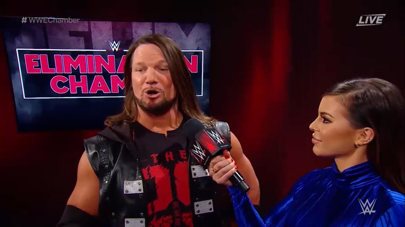 WWE ELIMINATION CHAMBER 2020 | Resultados en vivo | Otra oportunidad para WrestleMania 23