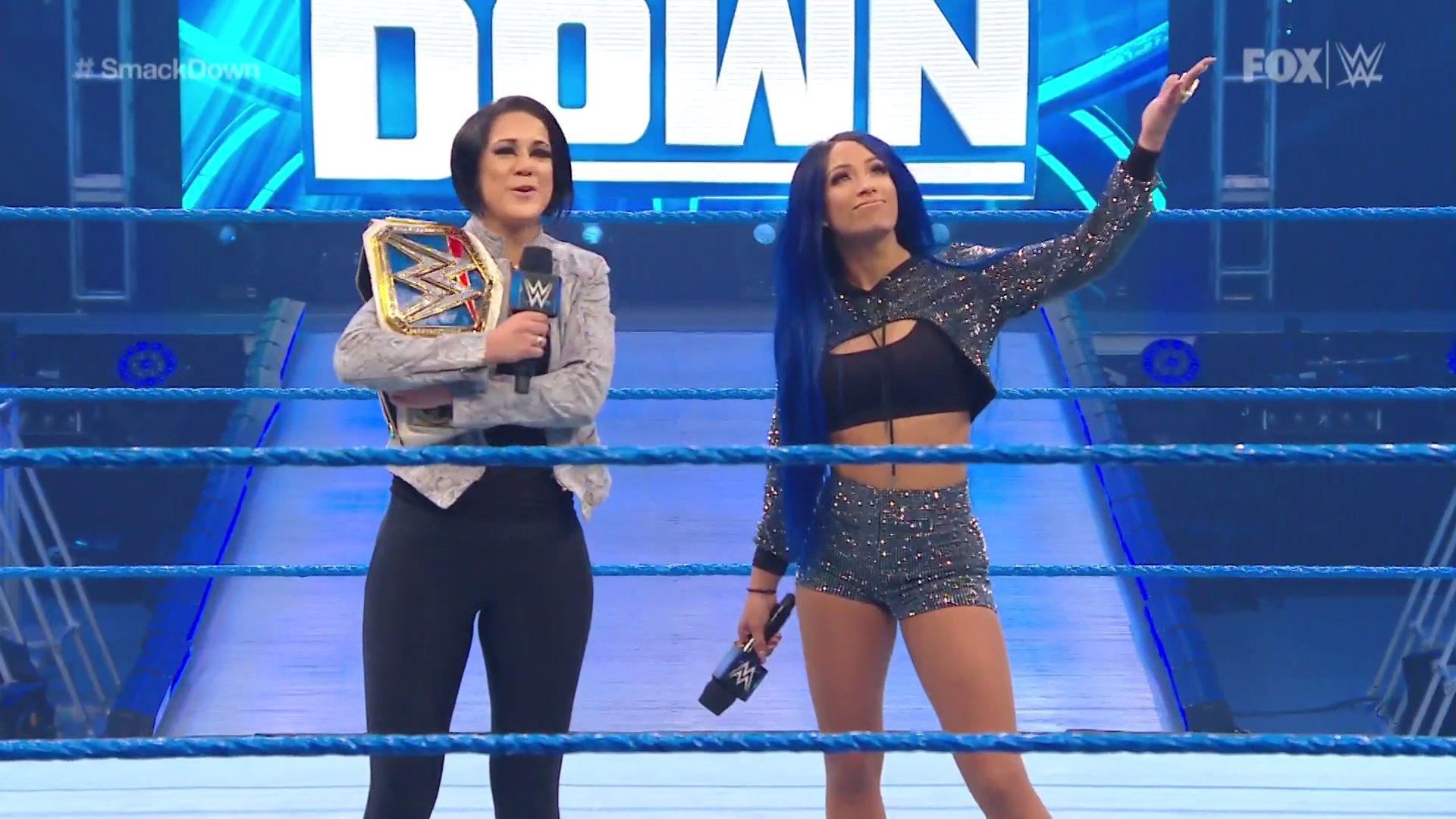 SmackDown 27 de marzo 2020