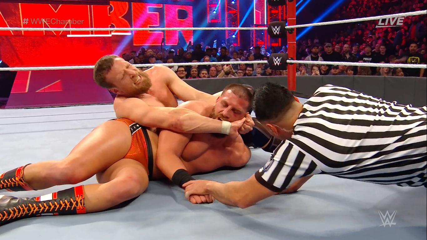 Brie Bella gritó a Daniel Bryan