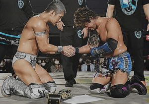"Dragon Gate: ""Champion Gate 2020 in Osaka"" Naruki Doi sigue reinando 4"