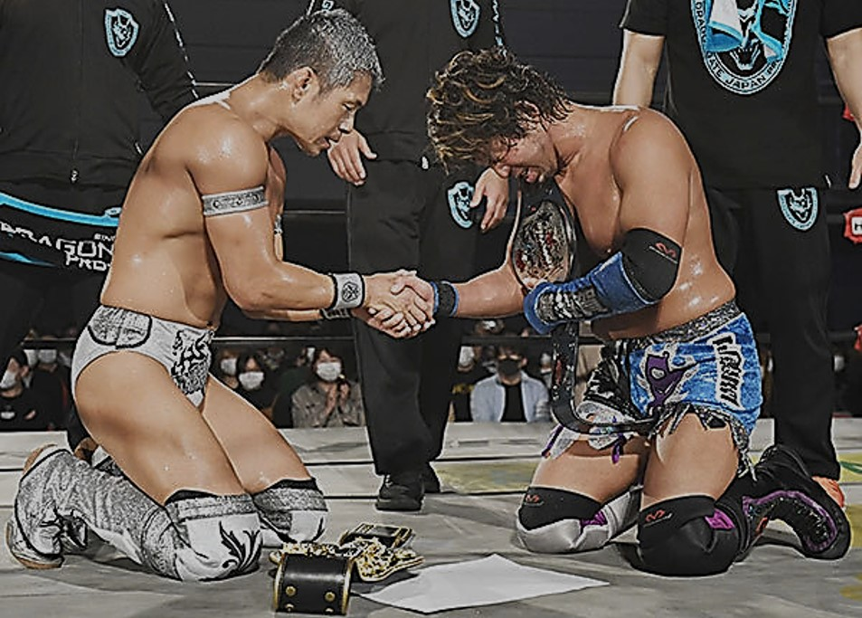 "Dragon Gate: ""Champion Gate 2020 in Osaka"" Naruki Doi sigue reinando 1"