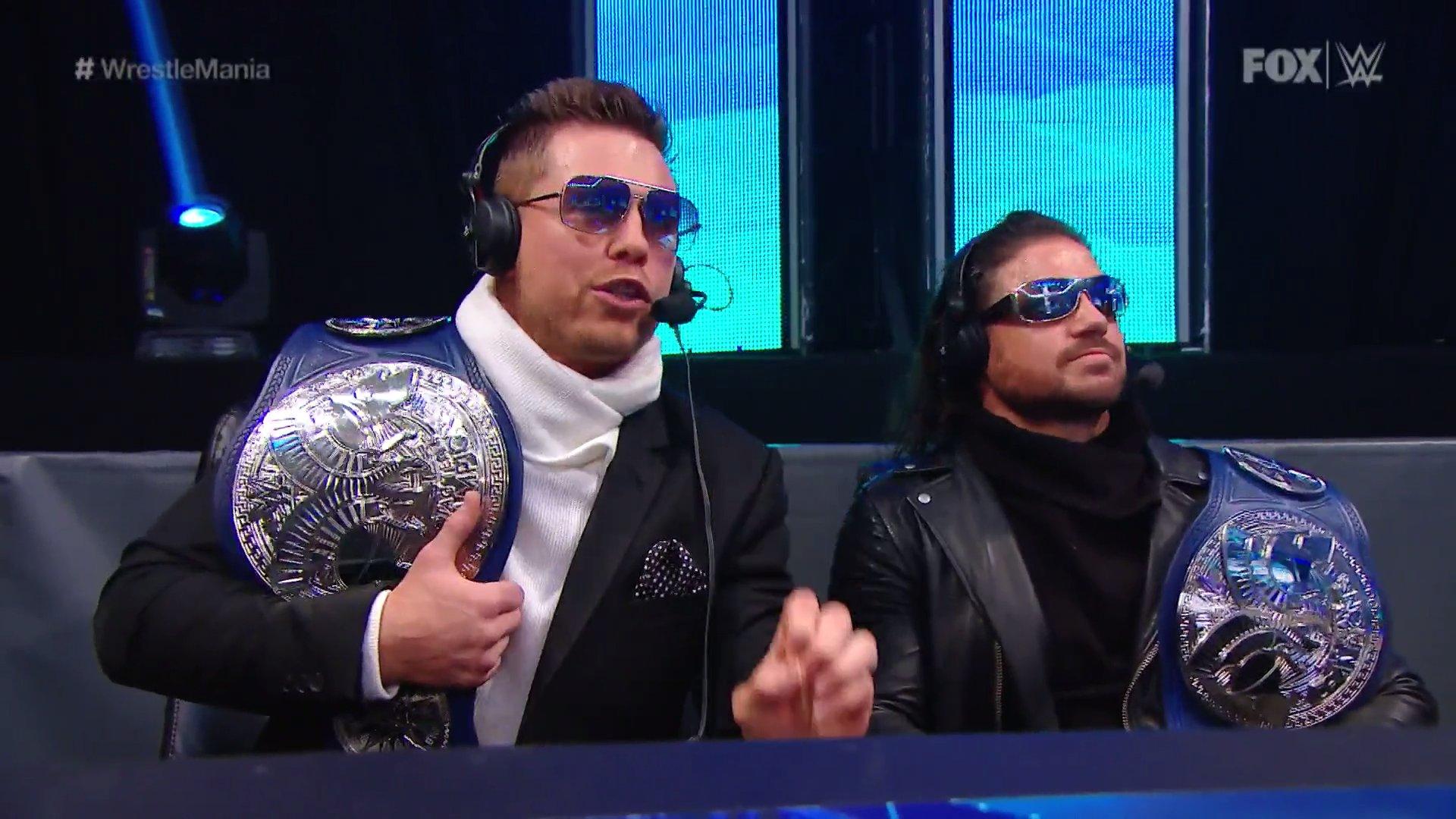 WWE SMACKDOWN (27 de marzo 2020)   Resultados en vivo   Drew Gulak vs. Shinsuke Nakamura 24