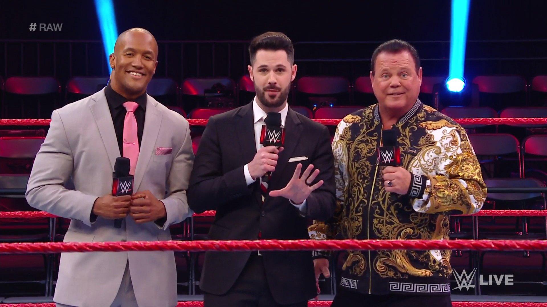 WWE RAW (16 de marzo 2020) | Resultados en vivo | 3:16 Day 1