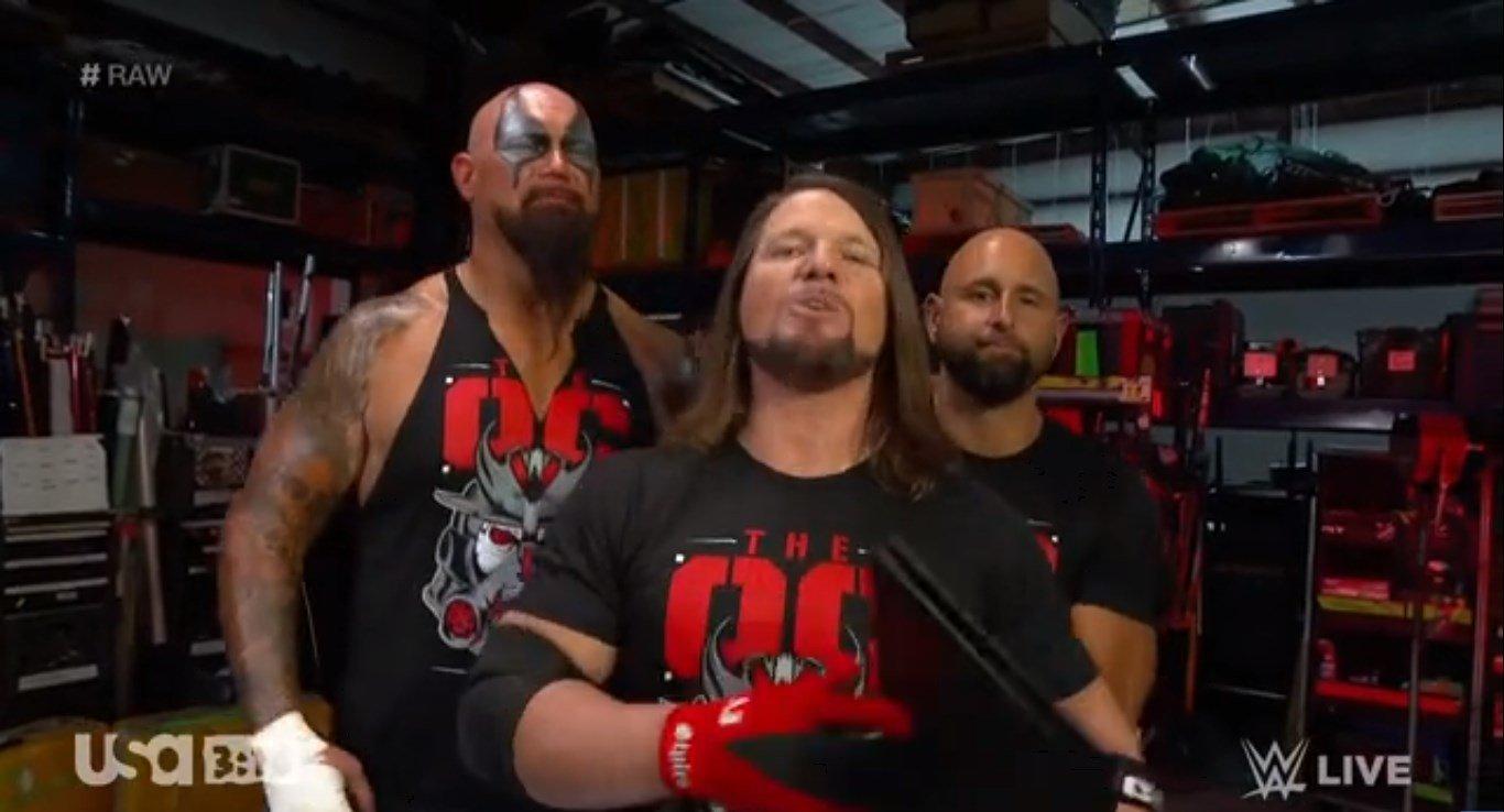 WWE RAW (16 de marzo 2020) | Resultados en vivo | 3:16 Day 7