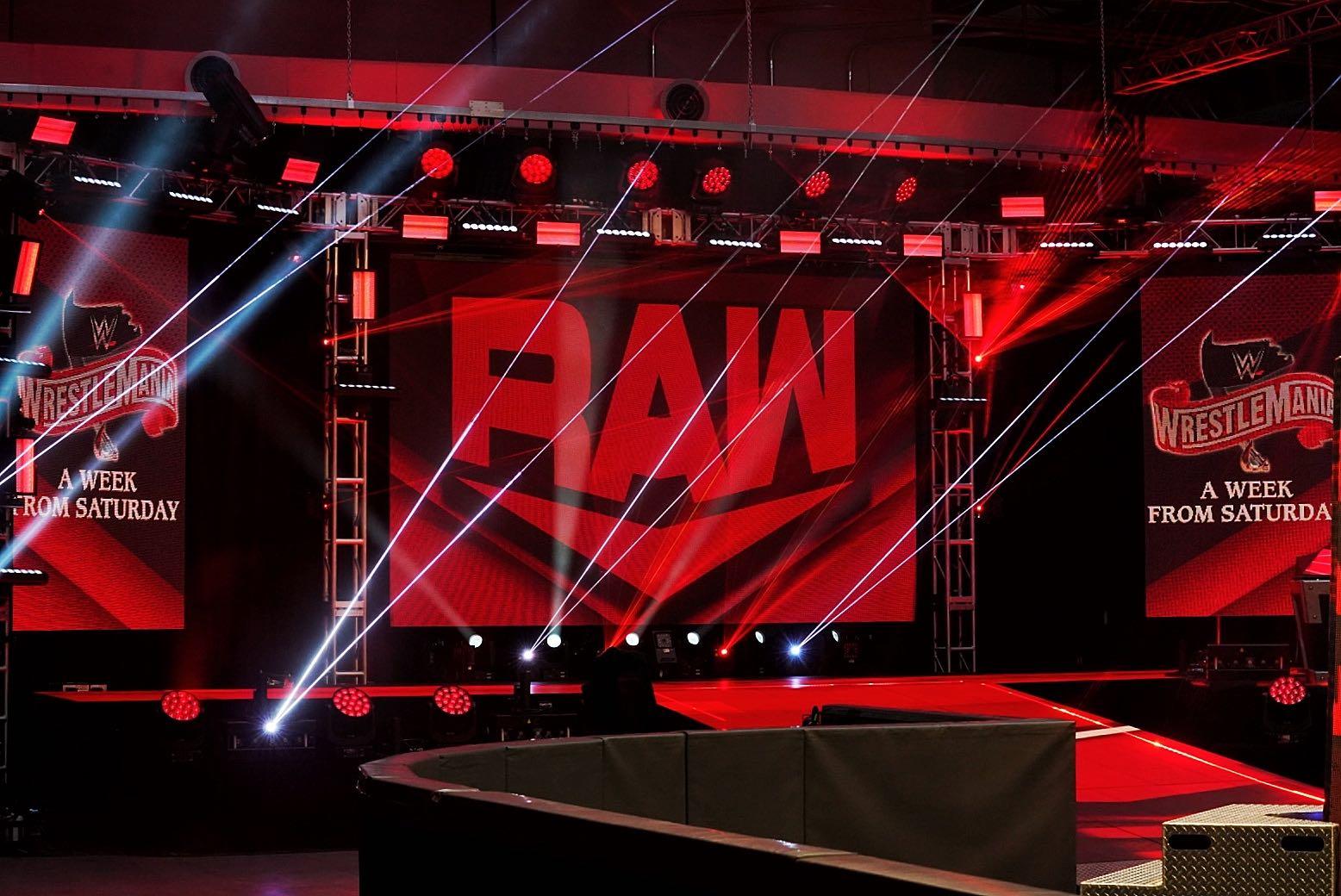 WWE RAW (23 de marzo 2020) | Resultados en vivo | La respuesta de Randy Orton 1