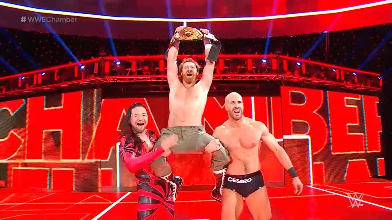 WWE ELIMINATION CHAMBER 2020 | Resultados en vivo | Otra oportunidad para WrestleMania 75