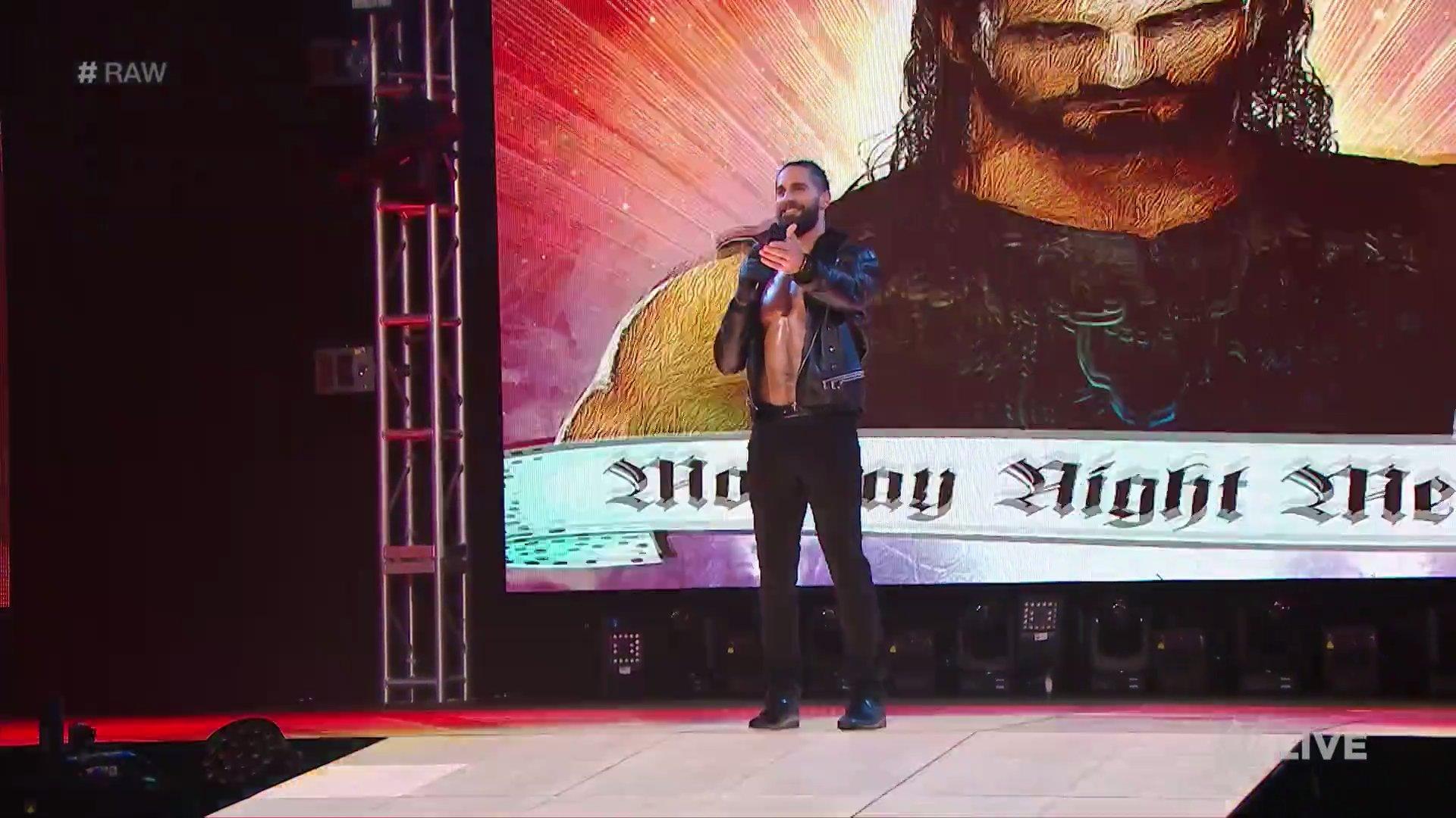 WWE RAW (23 de marzo 2020) | Resultados en vivo | La respuesta de Randy Orton 26