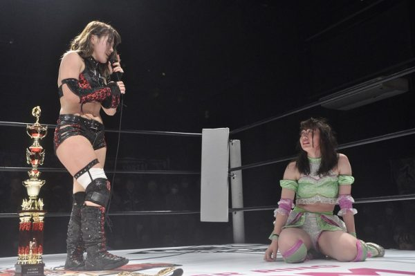 "Stardom: ""New Year Stars 2020"" Utami Hayashishita sigue reinando 3"