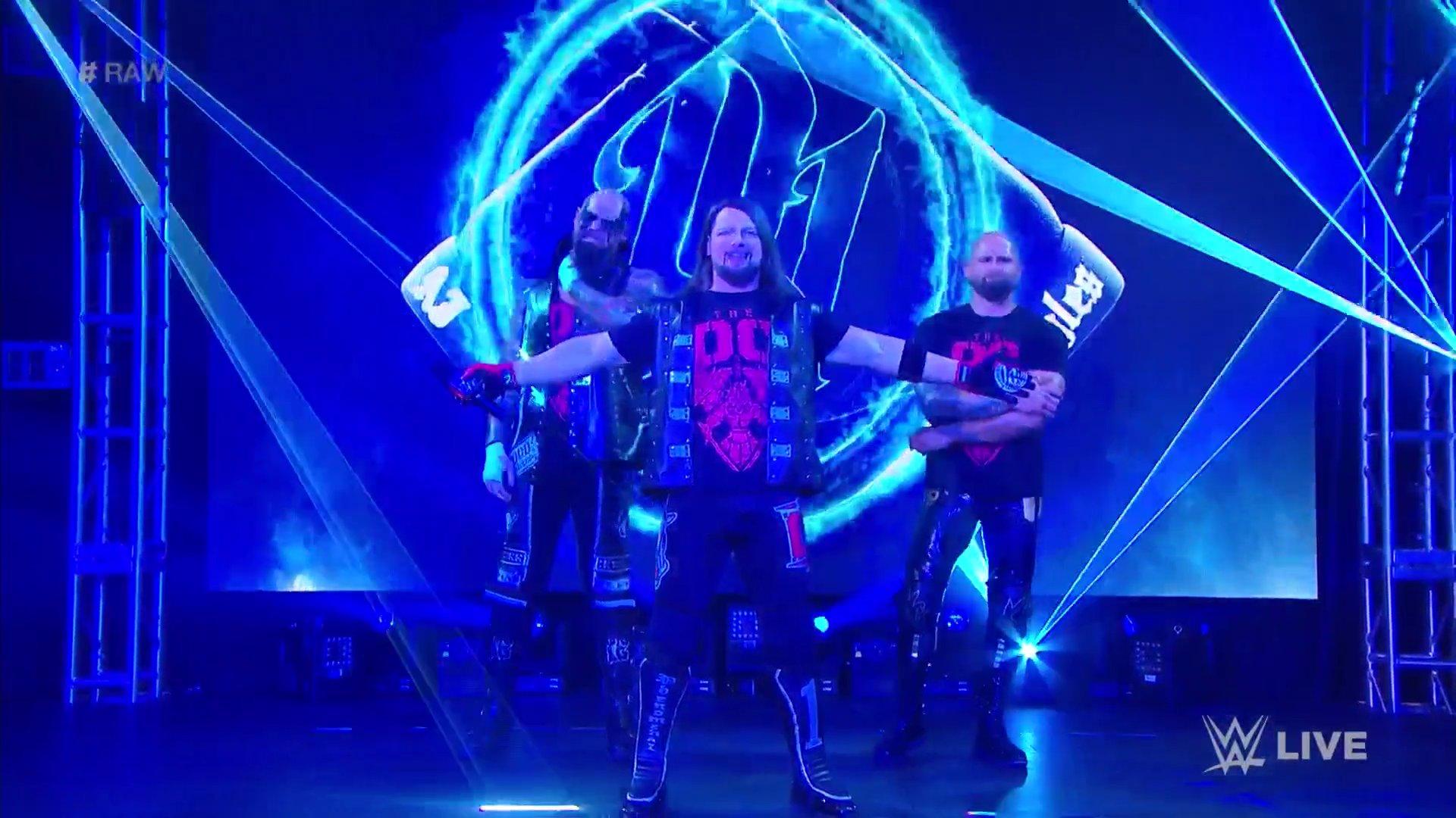 WWE RAW (23 de marzo 2020) | Resultados en vivo | La respuesta de Randy Orton 6