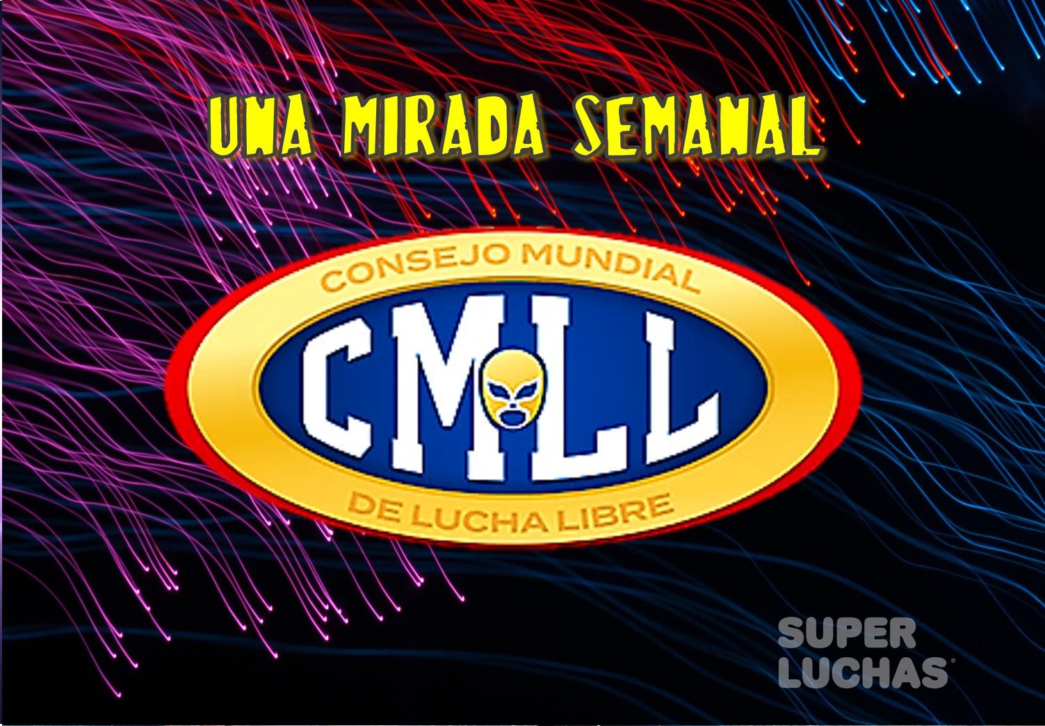 Una mirada semanal al CMLL #186 (del 5 al 11 marzo 2020) 1
