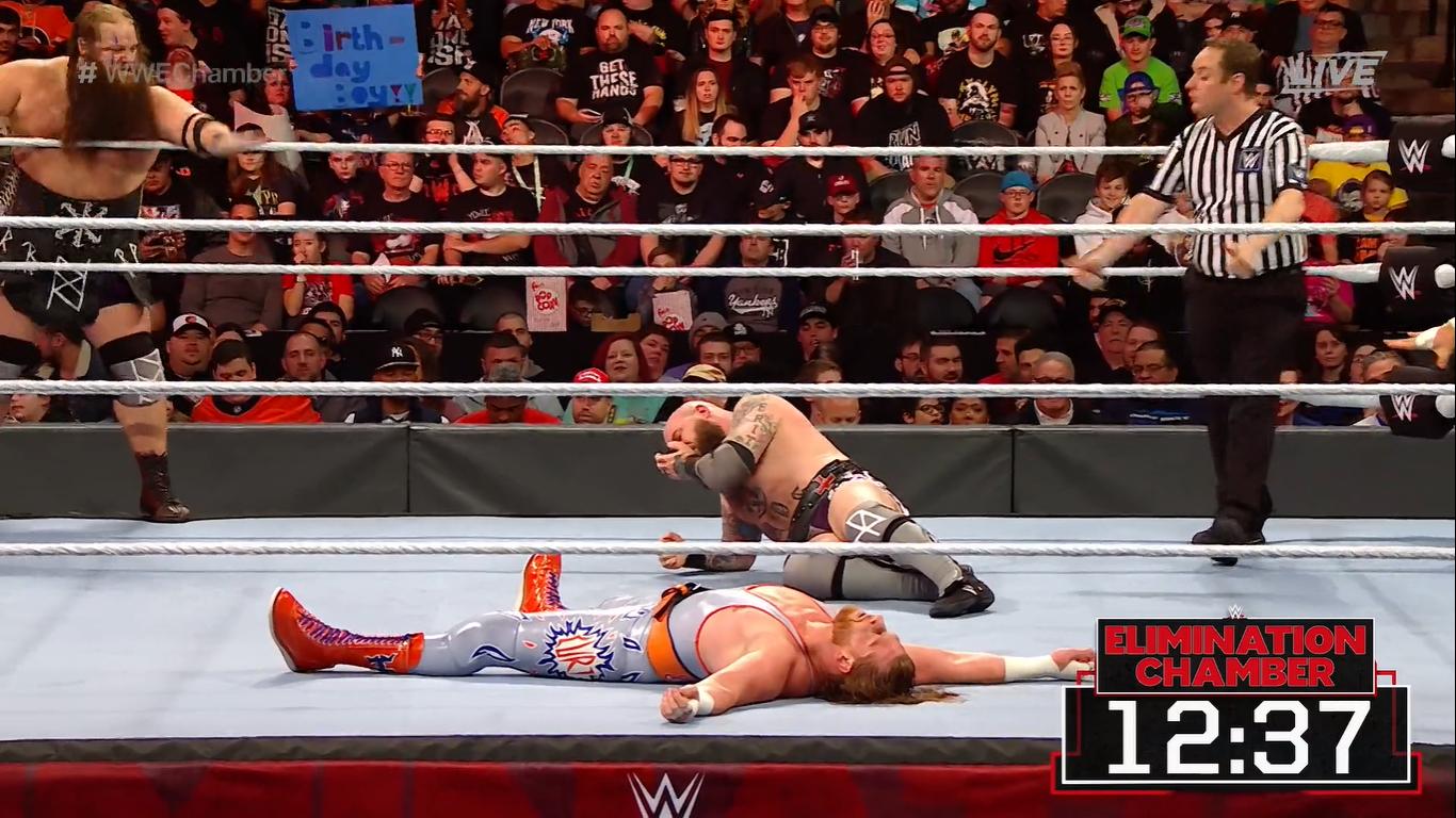 WWE ELIMINATION CHAMBER 2020 | Resultados en vivo | Otra oportunidad para WrestleMania 4