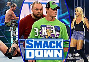 3 x 3: Lo mejor y lo peor de SmackDown 3 de abril 2020