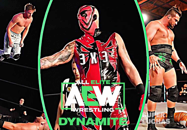 3 x 3: Lo mejor y lo peor de AEW Dynamite 22 de abril 2020