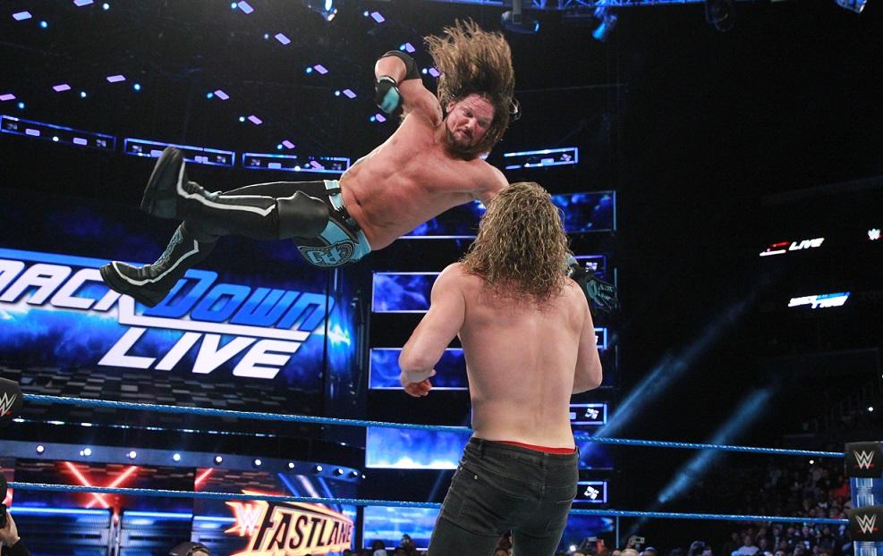AJ Styles acalla a los haters
