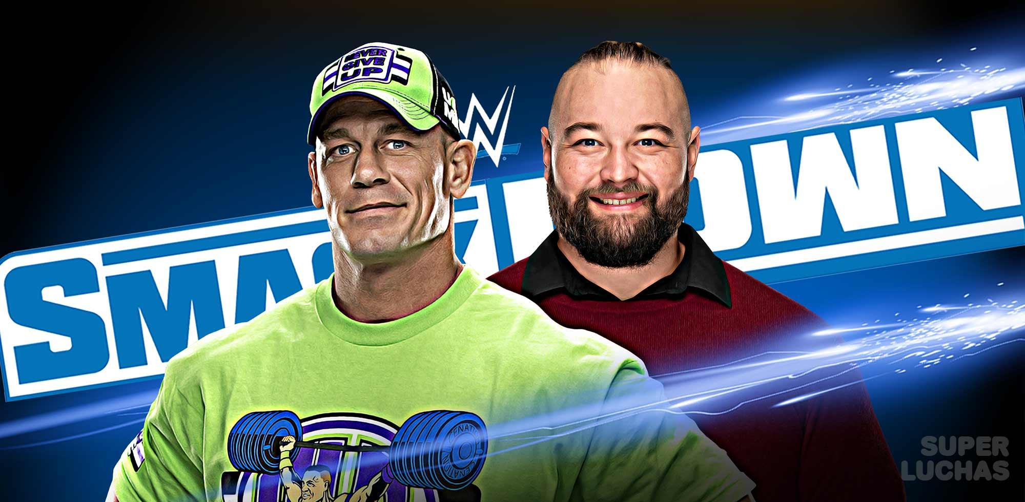 Resultados WWE SmackDown 3 de abril 2020