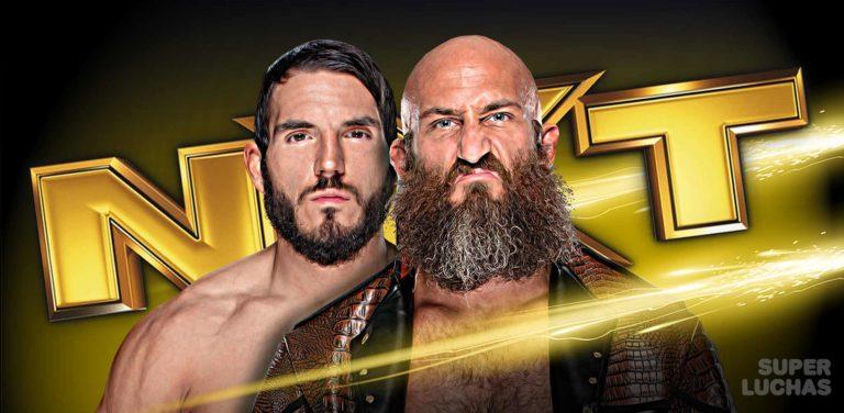 Resultados NXT 8 de abril 2020