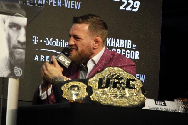 McGregor opinó sobre Khabib y UFC 249 1