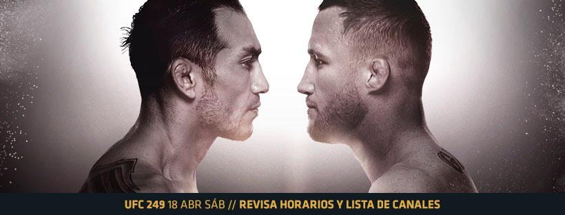 Nuevo promo de UFC 249 80