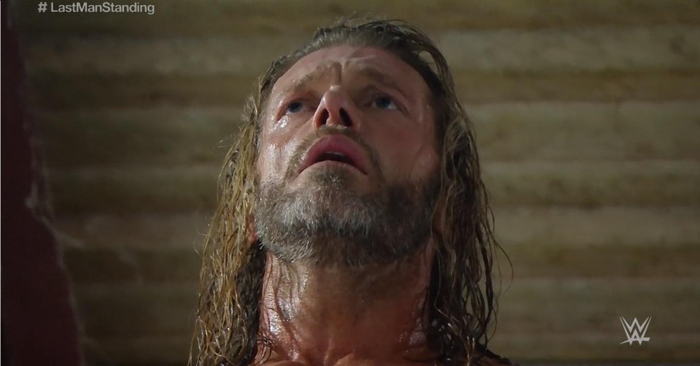 Edge vence a Randy Orton en WWE WrestleMania 36