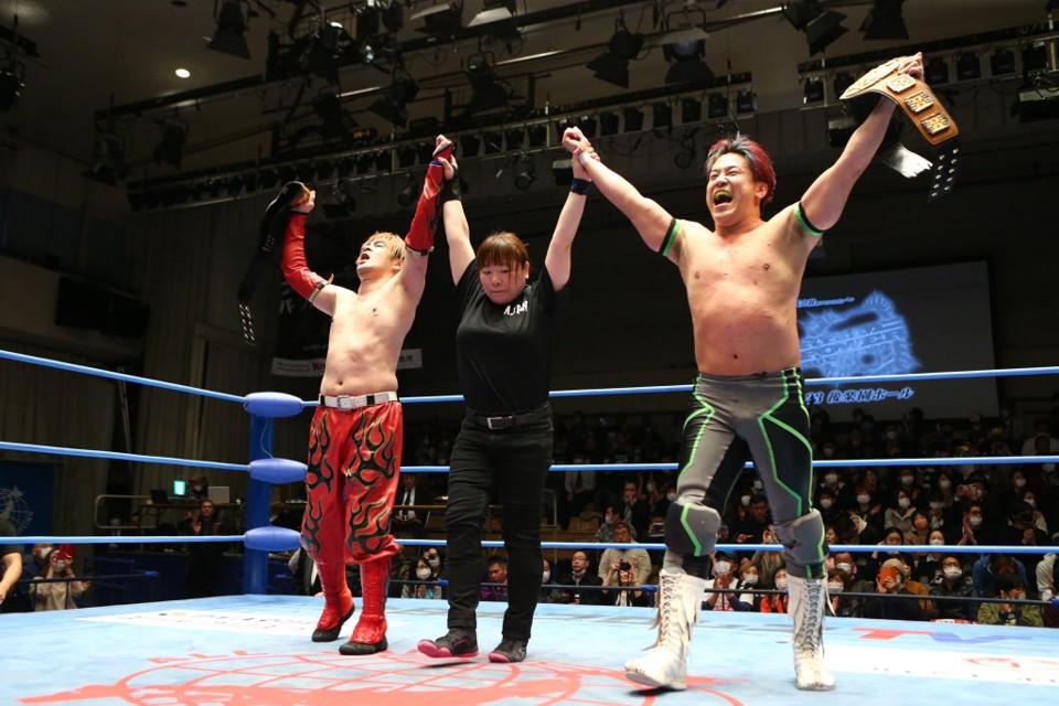 AJPW: Yankee Two Kenju expondrá título ante Miyahara y Francesco Akira 1