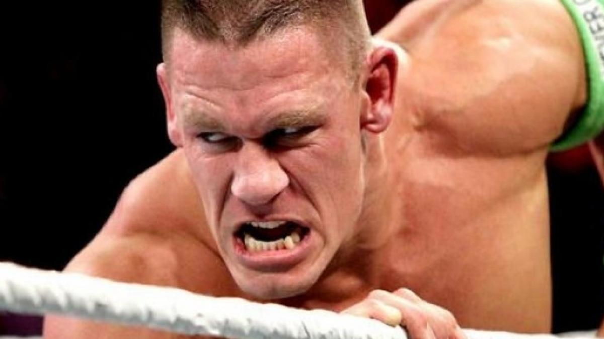Tyler Reks critica a John Cena