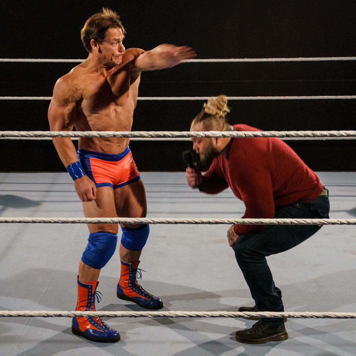 las luchas cinemáticas de WWE