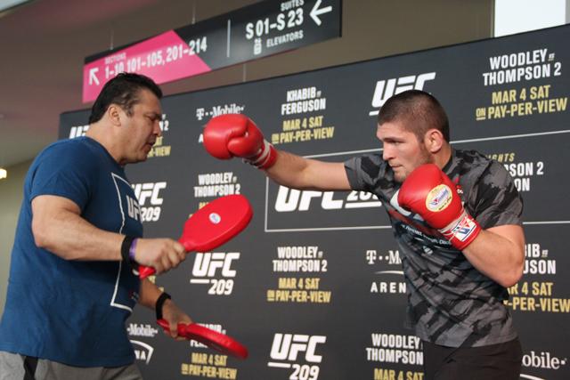 Nurmagomedov habló de su ausencia en UFC 249 2