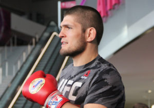 Nurmagomedov habló de su ausencia en UFC 249 3