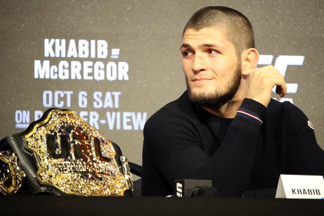 McGregor opinó sobre Khabib y UFC 249 2