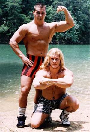 Lance Storm, Kane y Chris Jericho anunciaron esteroides