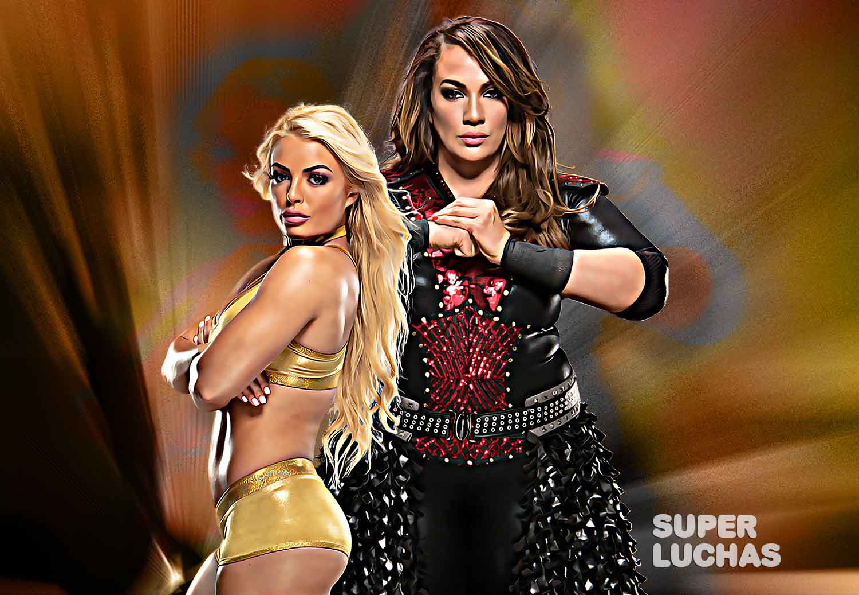 Mandy Rose vs Nia Jax