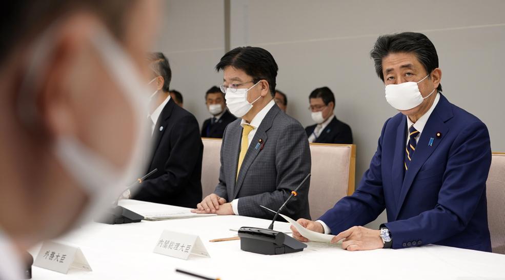 Por Covid-19, Japón en estado de emergencia, suspensiones en la lucha libre hasta mayo 1