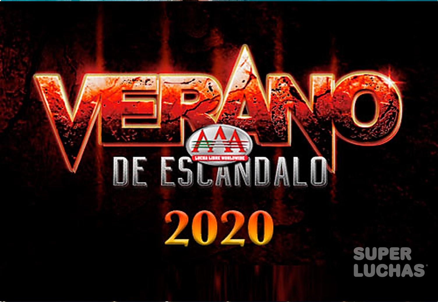 """AAA: """"Verano de Escándalo 2020"""" cambia de fecha 7"""
