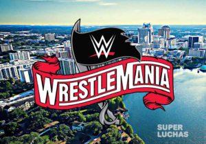 WrestleMania 36 Orlando