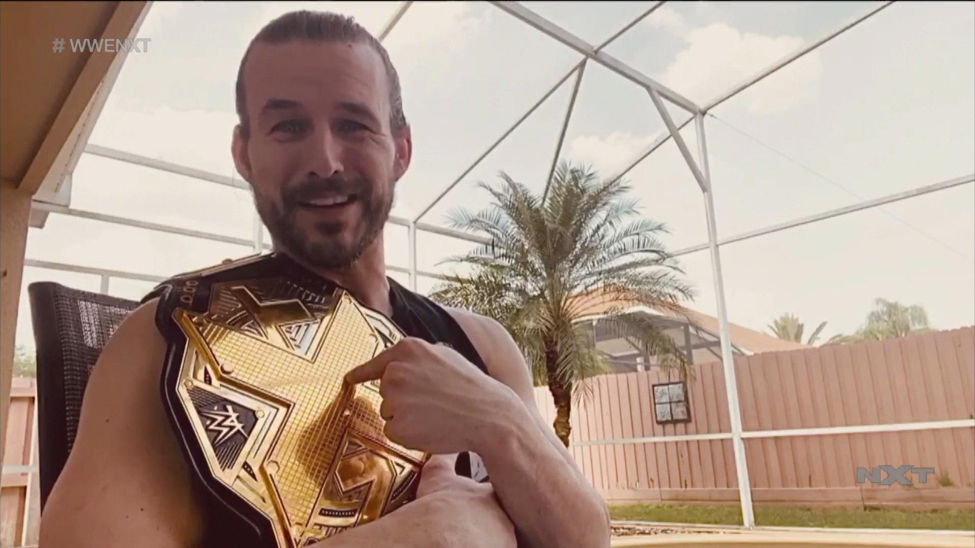 NXT 15 de abril 2020