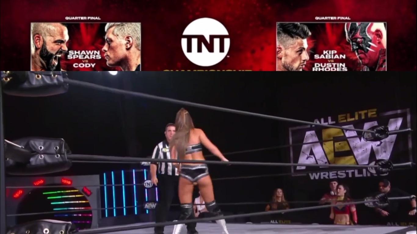 AEW DYNAMITE (8 de abril 2020) | Resultados en vivo | Inicia el torneo por el Campeonato TNT 4