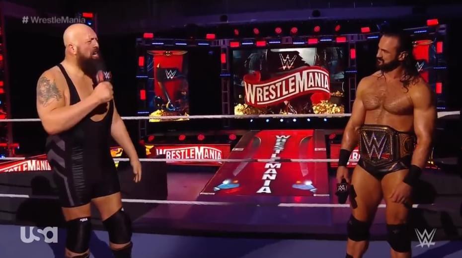 Raw 6 de abril 2020