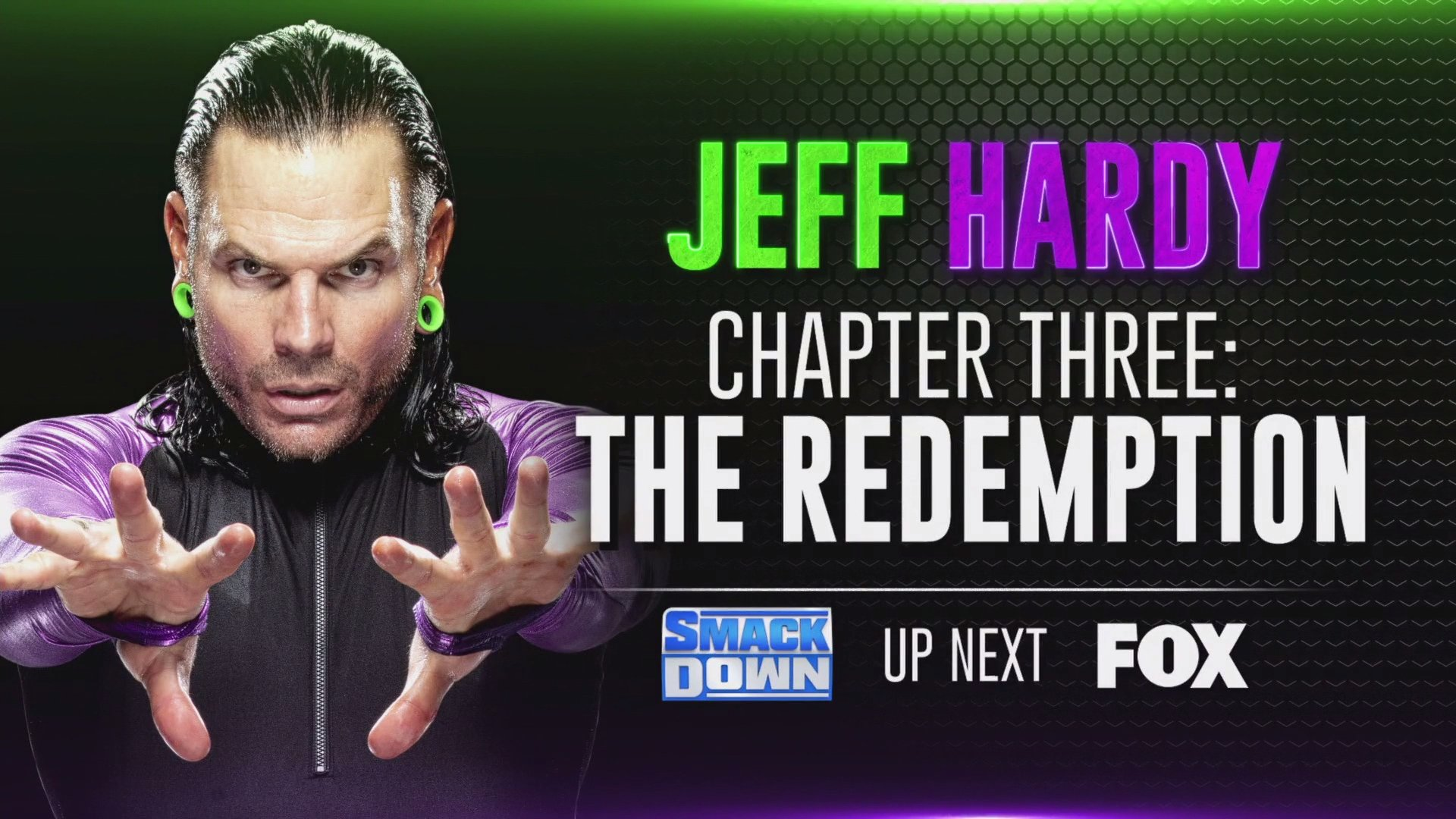 Jeff Hardy vs Sheamus